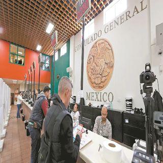 Connacionales podrán demostrar nacionalidad mexicana con pasaporte extranjero