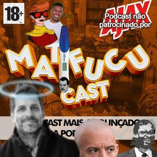 Matifucucast 14 - Liga da justiça snyder cut, podcast sem cuts