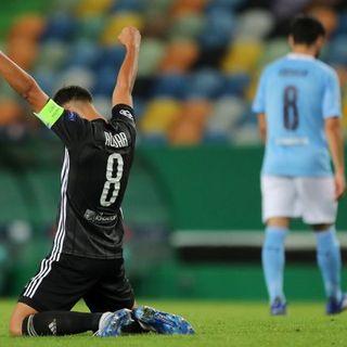 Calcio, è una Champions franco-tedesca: il Lione elimina il City e si conferma ammazzagrandi