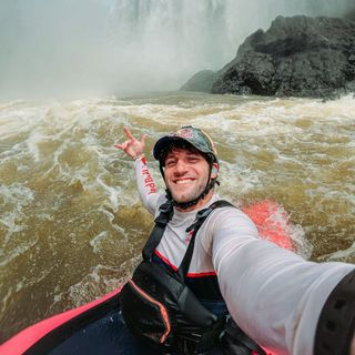 Extreme Kayaker Dane Jackson
