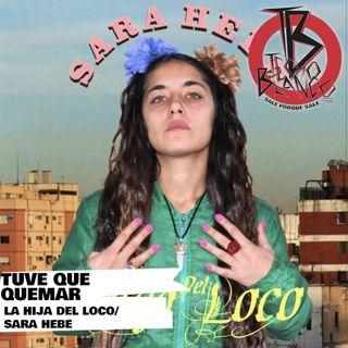 Sara Hebe Techo Blanco 2021