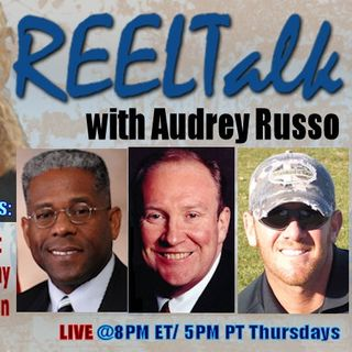 REELTalk: LTC Allen West, Columnist Andrew McCarthy and 9X World Record Champion in Xtreme Sport Shooting Patrick Flanigan