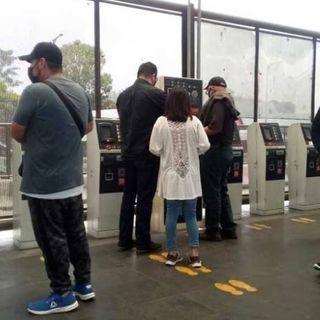 Metrobús releva a empresas que controlaban el peaje de usuarios.