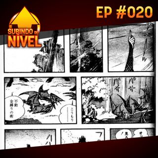 Subindo de Nível- Mangás- EP20