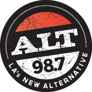 ALT 98.7 (KYSR-FM)
