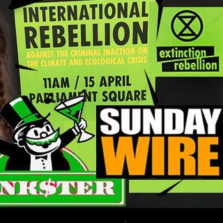 Episode #277 – 'New Green Bankster Rebellion' with guest Cory Morningstar