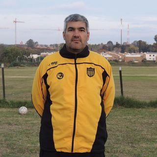 Entrevista Daniel Pérez_ Peñarol_ Zona Mixta
