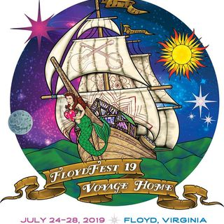Joe Johnson Talks With Kris Hodges from FloydFest