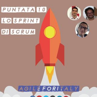10. Lo Sprint in Scrum