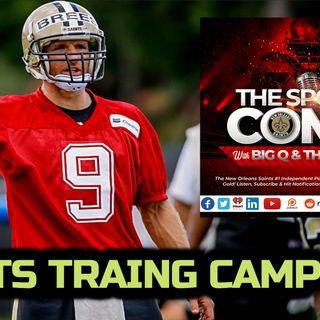 TSC #398 Saints Camp Day #7 News & Notes