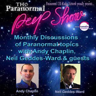 Paranormal Peep Show - Steve Boucher - Abductions, Alien Bases, & ET Firewall