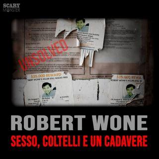 Robert Wone - Sesso, coltelli e un cadavere