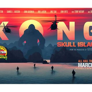 Damn You Hollywood - Kong: Skull Island