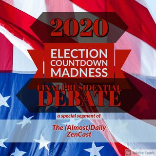 Real Time Commentary Final Presidential Debate part 1 - 10:22:20, 10