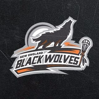 N.E. Blackwolves Players Andrew Kew and Reilly O'Connor
