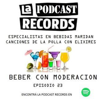 E23 Beber con moderacion