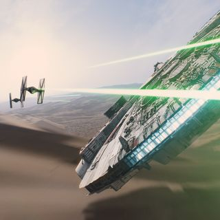 #32 Star Wars: The Force Awakens Trailer