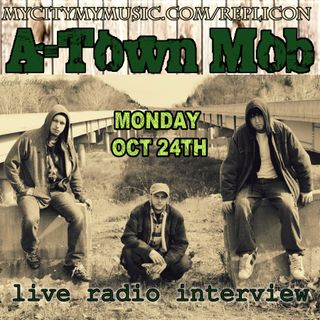 Replicon Radio - 10/24/16: A-Town Mob