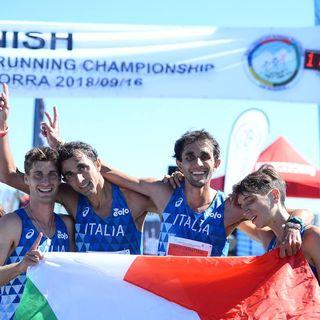 Tutto Qui - mercoledì 19 settembre - Lo sport, l'Italia seconda nel mondiale di corsa in montagna, l'intervista con Martin Dematteis