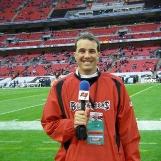 TJ Rives - Tampa Bay Buccanneers Radio Sideline Reporter