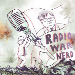 """John Dolan (aka Gary Brecher) """"The War Nerd"""" joins Nate Wallace on Redspin Sports for Part I of a Two-Part Series"""