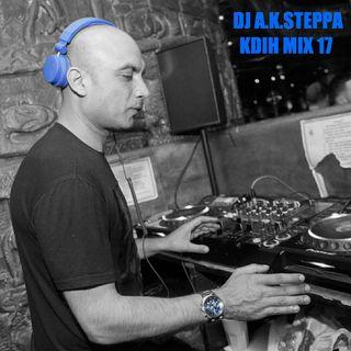 DJ @AKSTEPPA :: KDIH MIX 17