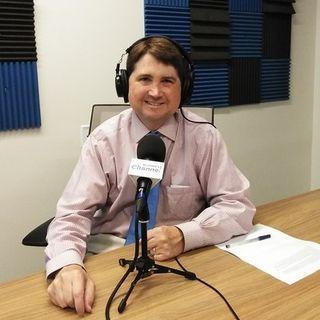 Everett Catts a Veteran Journalist Talks Evolution and Trends of Newspapers on Buckhead Podcast