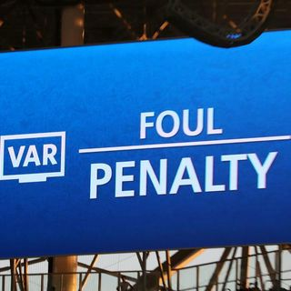 FA Cup New Evidence of Fake Bogus VAR