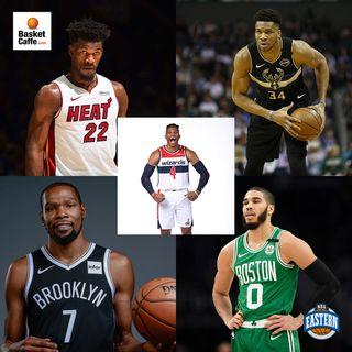 NBA, il Power Ranking della Eastern Conference: Bucks, Nets e tutte le altre