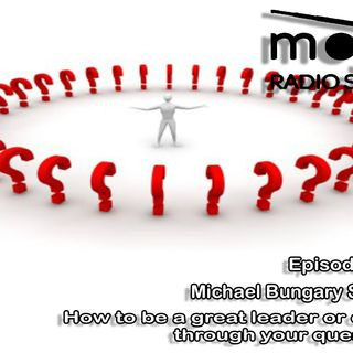 How to be a great leader or coaches through your questions Michael Bungay Stanier