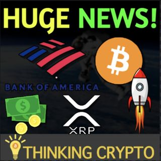 Bank of America Starts Crypto Research Team - Hydroelectric Plant Mines Bitcoin & Circle USDC Going Public