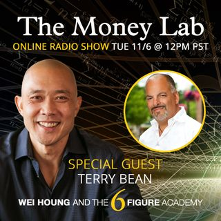 "Episode #87 - The ""Where's The Child Support Check?"" Money Story with guest Terry Bean"