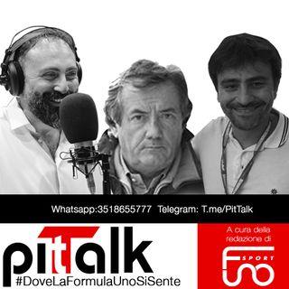 Pit Talk - F1 - E' solo Verstappen Hamilton e le televendite Ferrari