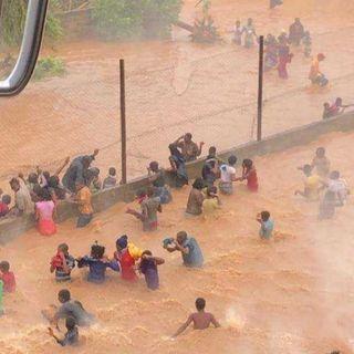 Ciclone in Mozambico, crolla una diga, la città di Beira non esiste più