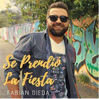Se prendió la fiesta de fin de año con Fabián Ojeda
