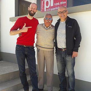 LOS ANTIQUARKS DE FRANCIA EN LA PAZ