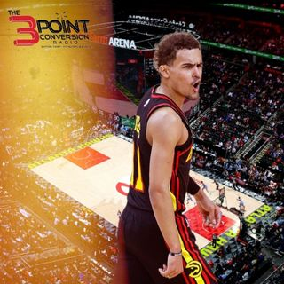 The 3 Point Conversion Sports Lounge - Flack For Ben Simmons & KD, Trae Young Superstar, Sha'Carri Richardson, MLB 2nd Generation