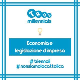 Cattolica-economia e legislazione d'impresa