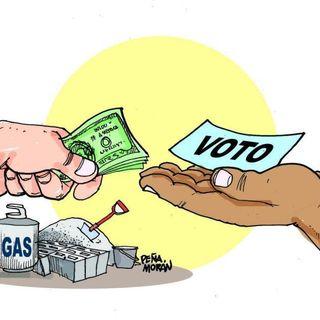La compra de votos se tiene que acabar