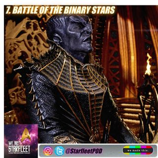 7. Battle of the Binary Stars