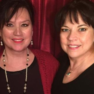 Sacred Healing Energy w/ Rev. Stacy Goforth & Valinda Salva