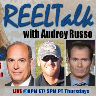 REELTalk: Xtreme Sport Shooter 9 x world Champion Patrick Flanigan, Dr. Steven Bucci of the Heritage FDN and Maj Fred Galvin