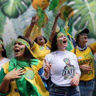 #10 - Governo Bolsonaro e as manifestações de rua