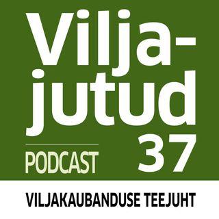 Viljakaubandus 37 I 2021. Eesti põldude saagipotentsiaal ja maailma viljauudised.