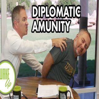 WakeUp 09-03-2018 - DIPLOMATIC AMUNITY