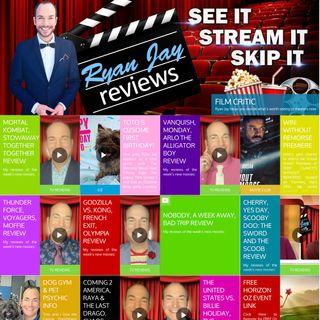 Ryan Jay Reviews - Oscars - The 93rd Academy Awards | 2021 Highights