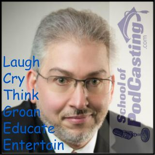 Dave Jackson: Think, Laugh, Cry, Groan, Educate, Entertain