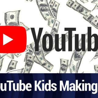 Making Bank on YouTube is Child's Play | TWiT Bits