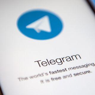 Perché seguirmi su Telegram?
