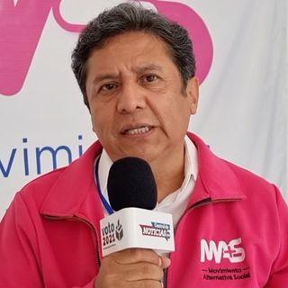 Matías Nazario en entrevista con Central de Noticias Mx